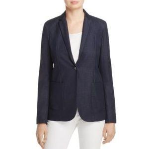 T Tahari | Riesling Jacket Blazer True Navy 4 8
